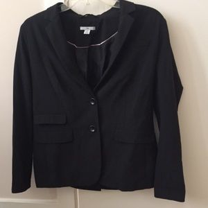 Black blazer from GAP